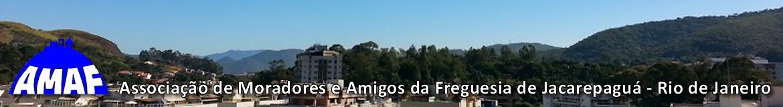AMAF – Associação de Moradores e Amigos da Freguesia de Jacarepaguá