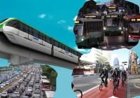 Enquanto outras cidades buscam agora soluções para a Mobilidade Urbana…