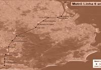 Secretário Estadual de Transportes falou sobre a Linha 6 do Metrô na Freguesia. Prevista para 2021!