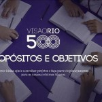 Entrevista ao membro do Conselho da Juventude do Projeto Rio500, morador da Freguesia.