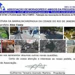 Alex Costa, e a estrada do Rio Sangradouro, como fica? (8 de 12)