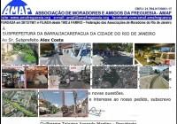 Alex Costa, e a nossa área de lazer às margens do rio Sangradouro, como fica? (9 de 12)