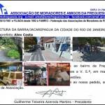 Subprefeito e o choque de ordem para acabar com a ocupação ilegal das calçadas na Freguesia fica para quando? (5 de 12)