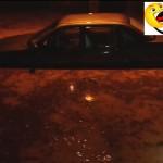 Mais uma enchente marcada para acontecer! Rua Francisca Sales.