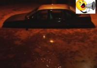 Moradores da Francisca Sales sofrem com as chuvas que provocam enchentes e apesar das reclamações, tudo continua igual.