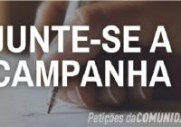 CONTRA A CORRUPÇÃO. Ajufe inicia petição online contra projeto do senador Renan Calheiros