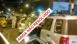 """E o projeto piloto para a Freguesia """"Desatando nós"""" da CET Rio , vai ficar para quando? Saiu no O Globo."""