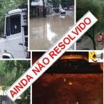 Moradores da Francisca Sales continuam com a angustia das enchentes! A Prefeitura abandonou o serviço!