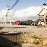 Falta de manutenção deteriora ciclovia que liga Freguesia à Barra. Saiu no O Globo !