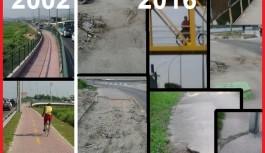 A Prefeitura esqueceu também das ciclovias em Jacarepaguá. Leia mais …