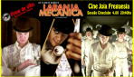 Cine Joia Freguesia  Sessão_Cineclube  Laranja_ Mecânica