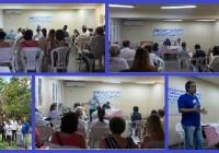 Os 35 ANOS da AMAF foram festejados com a presença de Moradores, Amigos e excelentes Palestrantes.