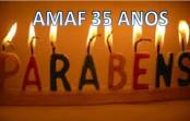Faltam 2 dias para o evento dos 35 anos!