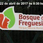 Primeiro Fórum de Meio Ambiente no Bosque da Freguesia