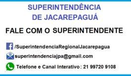 A Freguesia e a Superintendência de Jacarepaguá