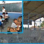 """Os alunos receberam material para o projeto """"Nosso bairro, nossa escola, nossa historia"""". Exposição dia 14/07 a partir das 9:00hs."""