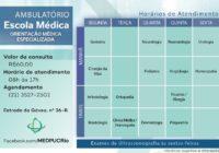 Você sabia que a PUC oferece consultas médicas por R$ 60,00?