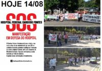SOS Hospital Cardoso Fontes – A manifestação está na rua!