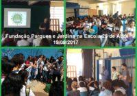 """Hoje a Escola 25 de Abril teve uma """"aula"""" diferente!"""