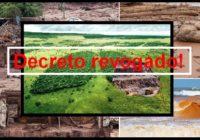 Renca: governo revoga decreto que liberava mineração em reserva na Amazônia. Valeram as críticas da sociedade contra o autoritarismo!