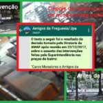A problema da intervenção na Praça Tedim Cerqueira continua …