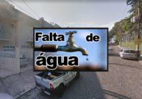 Moradores da Rua Ladeira da Freguesia sem abastecimento regular de água desde 2016! Absurdo!