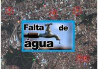 """Falta água na Freguesia! Saiu no jornal """"O Globo"""""""
