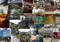Fevereiro 2018, o caos no nosso bairro por não saber dialogar com a natureza!
